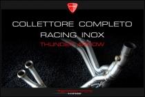 B4/B5 Complete manifold inox code TCR000004