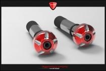 F4-F5-B4-B5-F3 Kit Stabilizzatori manubrio red-shining