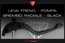 Leva Freno black per pompa radiale Brembo