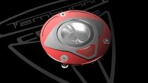 F5-B5-DUCATI Tappo Serbatoio Race shining-red