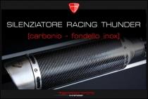 B4-B5 Silenziatore racing Thunder
