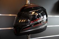 B4 T1 STEALTH casco Arai RX7-GP aerografato a mano