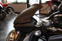 "B4-B5 Cupolino ""Deflettore F1 Extreme"" nero opaco (Front Fairing"