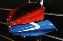 "B4-B5 Cupolino ""Deflet. F1 Compact AMERICA"" (F1 Compact Front Fa"