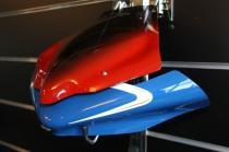 "B4-B5 Cupolino ""Deflettore F1 AMERICA"" (F1 Front Fairing)"