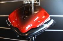 "B4-B5 Cupolino ""Deflet. F1 ""Black/gray"" (F1 Front Fairing)"