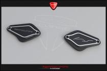 Kit Coperchi vaschette olio freno/frizione black