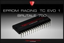 "B4 Eprom racing ""TC Evo 1"" Mod. Brutale 750"