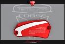 F4-B4-F5-B5 Handlebar brake oil cap shining-red