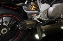 "B4-B5 Silenz. race Suono Full Titanio ""OMOLOGATO"" TCR000014"